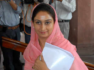 our mega food parks will become operational this year with a minimum estimated investment of Rs 600 crore, Food Processing Minister Harsimrat Kaur Badal said.