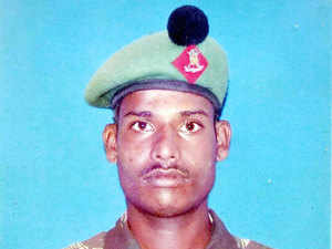 Lance Naik Hanamanthappa Koppad, who was miraculously found alive after remaining buried under snow for six days, is comatose and his condition is extremely critical, Army Hospital Research and Referral said after he was flown in here from Siachen Glacier today.