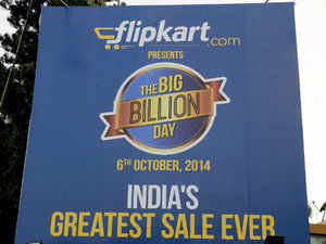 Flipkart has inked an exclusive partnership with one of the biggest jewellery brands, Kalyan Jewellers to sell its select products online.