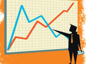 India's investments across various industry segments contracted in 2013-14, a government survey revealed.