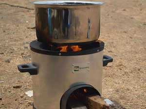 Greenway Appliances, said two out of every three households in the country continue to cook on traditional mud stoves using wood and dung. (Company Photo)