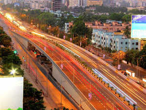 Under the TOT model, roads already built by the National Highways Authority of India (NHAI) are awarded to the private sector in lieu of an upfront fee.