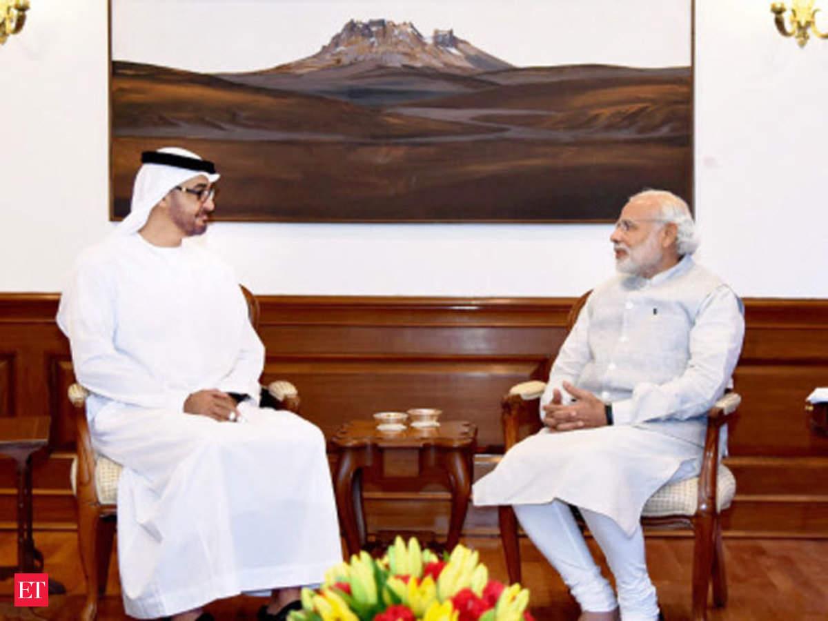 NRI businessmen upbeat over Abu Dhabi leader Sheikh Mohammed