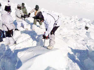 "On a day Siachen braveheart Lance Naik Hanamanthappa Koppad died, Pakistan today said time has come for ""urgent"" resolution of Siachen issue between it and India by mutually withdrawing troops from there to ensure more lives are not lost due to harsh conditions on the glacier."