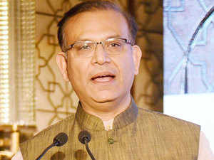 """India is a """"lightly taxed"""" nation, Minister of State for Finance Jayant Sinha said today, urging CAs to help the government collect due taxes and raise the tax-GDP ratio to 20 per cent."""