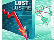 Realty firm Ansal Properties and Infrastructure today reported 10 per cent decline in consolidated net profit at Rs 6.44 crore for the quarter ended December.