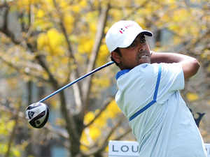 Lahiri also became the first Indian to feature at The Presidents Cup and ended the year by winning the Asian Tour Order of Merit title in 2015.