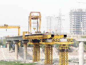 (Representative image) ​NMRC said it has completed first phase of construction in record time on Noida-Greater Noida Metro Corridor and structural work of all 21 metro stations is expected to be completed by March 2017.