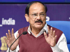 Naidu said he is confident that bills pertaining to formation of a realty regulator and GST will be passed in the upcoming Budget session.