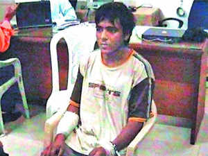 He identified a photograph of Ajmal Kasab, one of the ten perpetrators of the attack who was caught alive, when it was shown to him.