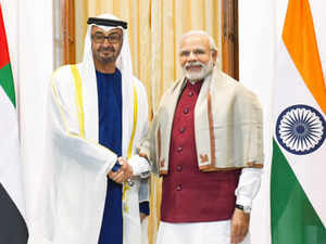 Modi and Al Nahyan discussed the growing phenomenon of religious intolerance and radicalisation and pitched for sincere efforts to check these.