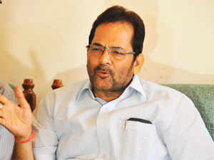 Terror groups like ISIS and al-Qaeda have no relation with any religion and merely define it as per their convenience, Union Minister Mukhtar Abbas Naqvi said today.