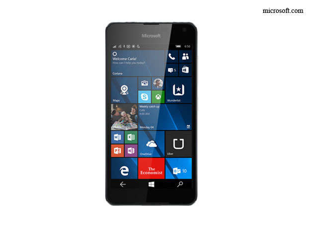To sport QHD display - Microsoft announces Lumia 650, Lumia 650 dual