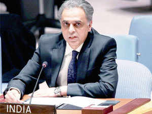 Akbaruddin said that terrorism remains a cardinal threat to the maintenance of international peace and security.