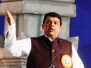Fadnavis visited Mangi Tungi this morning where the work for installation of 108-feet tall statue of Jain 'teerthankar' Bhagwan Rishab Dev is going on.