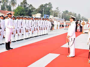 navy participates in make in india week the economic times