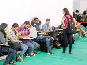 Recruiters included the likes of BPCL, Capita, Cognizant Business Consulting, Dabur, Deloitte, Frost & Sullivan, HCL and HDFC Life.