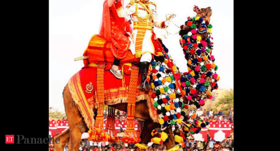 Go Exotic Mark The Dates For Jaisalmer Desert Amp Khajuraho