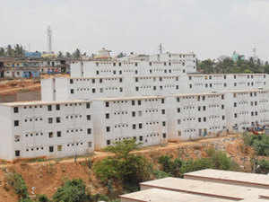 (Representative image) MCHI–CREDAI has entered into a Memorandum of Understanding with government of Maharashtra for developing affordable housing in the state.