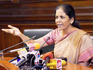 """""""We will deposit out ratification to the WTO. This is a significant step and it sends a strong message in our commitments,"""" Sitharaman said."""