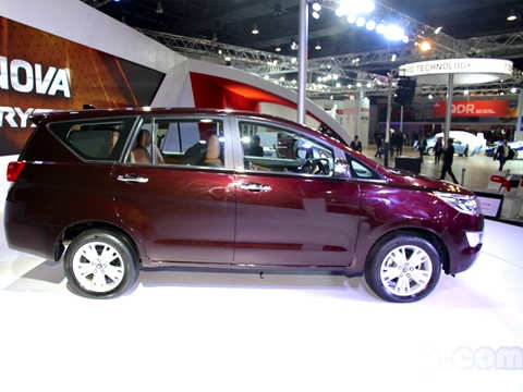 2  Engine lineup - 5 things we know about Toyota Innova