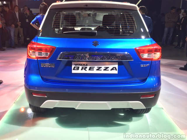 Auto Gear Shift - All you need to know about Maruti Vitara