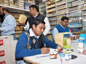 The company which co-brands with standalone pharmacies for hyperlocal delivery of drugs and helps the pharmacies improve their supply chain.