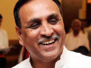 Long after BJP got its national President from Gujarat, the state unit on Friday finally declared Vijay Rupani as the new President of the state unit.