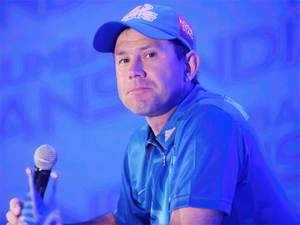"""Ponting chose five words to describe the iconic cricketer -- """"competitive, passionate, driven, composed, complete""""."""