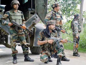 Army today opposed any move to revoke Armed Forces Special Powers Act (AFSPA) and Disturbed Areas Act (DAA) in Jammu and Kashmir.