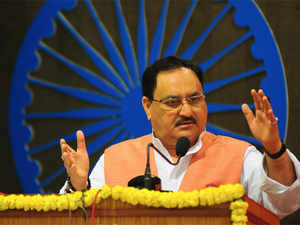 Nadda was speaking at the foundation stone-laying ceremony of the Super Specialty Block at the Tirumala Devaswom Medical College here.