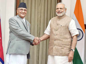 India and Nepal today signed agreements for strengthening cooperation in transportation sector that will provide transit facility to Bangladesh.
