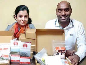 Over the last two years, Puneet and his business partner Ishira Mehta have travelled almost 70,000 km, across 20 states, looking to meet farmers, develop linkages.