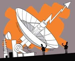 The cost of delivering mobile services in 700 Mhz band is approximately 70 per cent lower than 2100 Mhz band, which is widely used for 3G services.