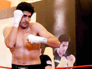 Concerned about the violence that has engulfed his home state Haryana owing to the jat agitation for reservation, Vijender Singh appealed for peace.