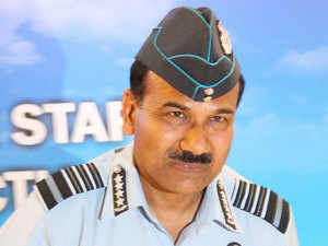 IAF Chief Arup Raha today left on a five-day visit to Bangladesh during which he will hold bilateral discussions to deepen defence cooperation.