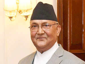 """A day after his talks with Modi, Oli said Nepal followed a """"very democratic process"""" in finalising and promulgating the Constitution."""
