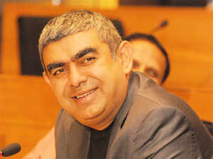 Reiterating his vision of making Infosys a $20 billion company by 2020, Sikka for the first time spoke about some of Infosys' futuristic work.