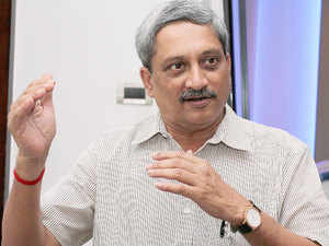 Defence Minister Manohar Parrikar today said his ministry is ready to work with the Shipping Ministry to ensure more business for shipyards in the country.