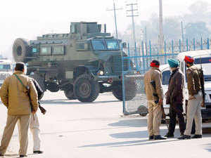 Defence Minister Manohar Parrikar had ruled out allowing Pakistani investigators access the Pathankot airbase.