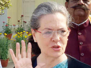 A day before the budget session of Parliament, Congress president Sonia Gandhi accused the government of muzzling all democratic norms.