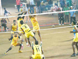(Representative image) Volleyball Federation of India is planning Indian Volleyball League as well as Indian Beach Volleyball League, both with eight city teams each.