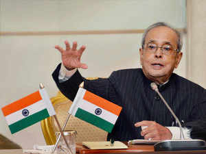 Firm steps would be taken to deal with cross-border terrorism, President Mukherjee said, soon after such attacks including the one on the Pathankot airbase.