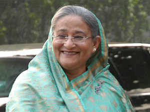 Sheikh Hasina on Tuesday praised the role of Indian Air Force during the 1971 Liberation War that accelerated the surrender of Pakistani troops.