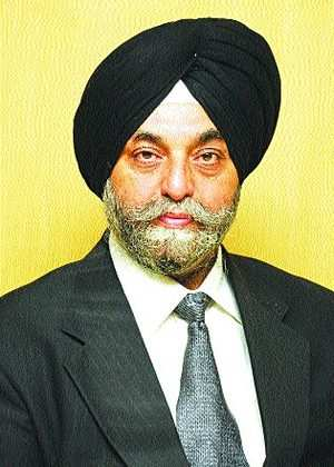 GS Vedi, Chairman and MD, Punjab & Sind Bank