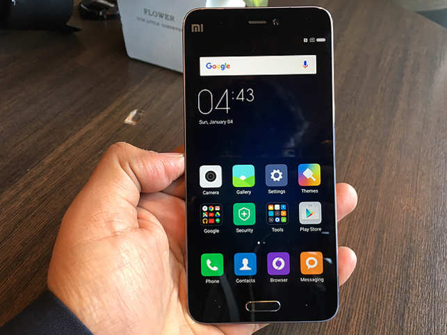 After Two Years Of Launching The Mi 4 Xiaomi Has Launched Its Successor MI