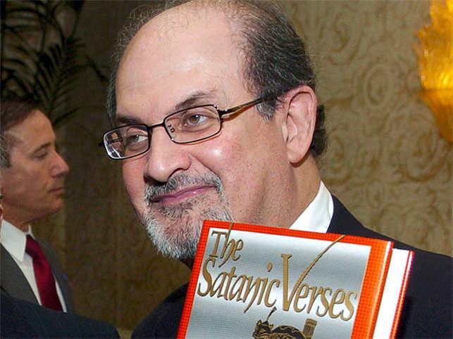 Hasil gambar untuk Salman Rushdie