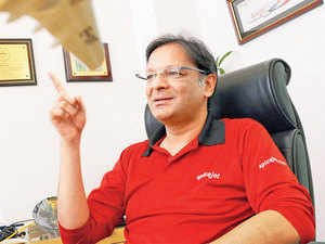 About 5 years after he sold the airline he co-founded, Ajay Singh had to come back as majority shareholder and save SpiceJet from the brink.