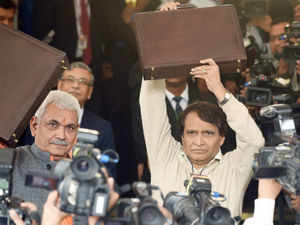 The Rain Budget presented by Minister Suresh Prabhu focuses more on consolidation rather than expansion, consultancy firm KPMG said.