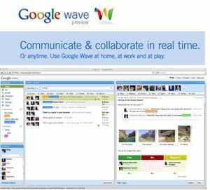 Google Wave: Here's the first user experience